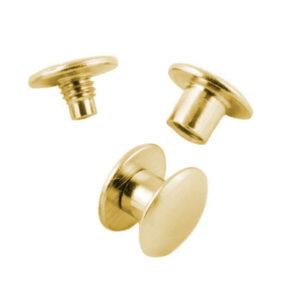 tornillos oro