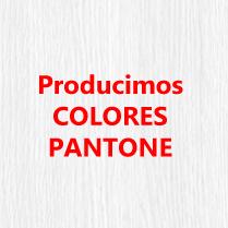 Colores Pantone
