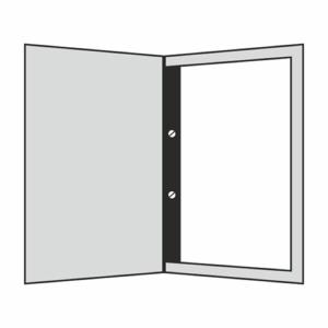 06 - Carta encuadernada con tornillos interiores